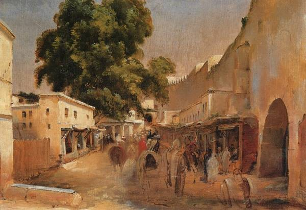 Jean Charles Algeria